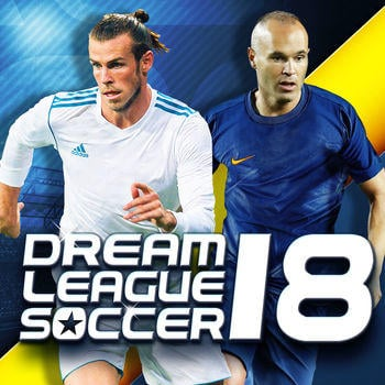 Free Download Dream League Soccer 2018 APK for Android