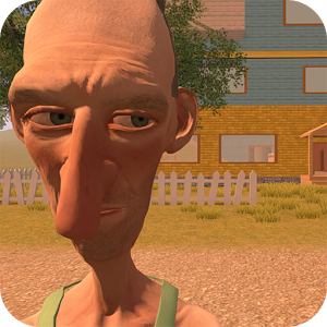 Free Download Angry Neighbor Hello from home APK for Android