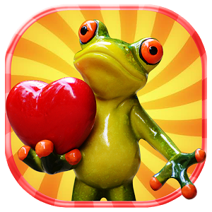 Funny Frog Live Wallpapers