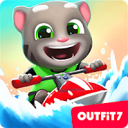 Free Download Talking Tom Splash Force APK for Android