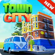 Town City – Village Building Sim Paradise Game 4 U