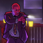 Neon Noir – Mobile Arcade Shooter