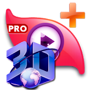 Free Download S+ Music Player 3D - Premium APK for Android