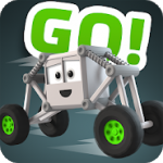 Rover Builder GO – Build, race, win!
