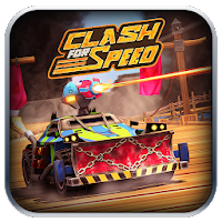 Clash for Speed ​​Xtreme Combat Racing