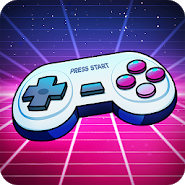 Press Start – Game Nostalgia Clicker