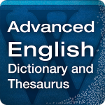 Advanced English Dictionary Amp Thesaurus C