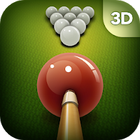 Russian Billiards - Russian Pyramid 3D