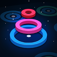 Stackz – Put the Rings on: Color Puzzle