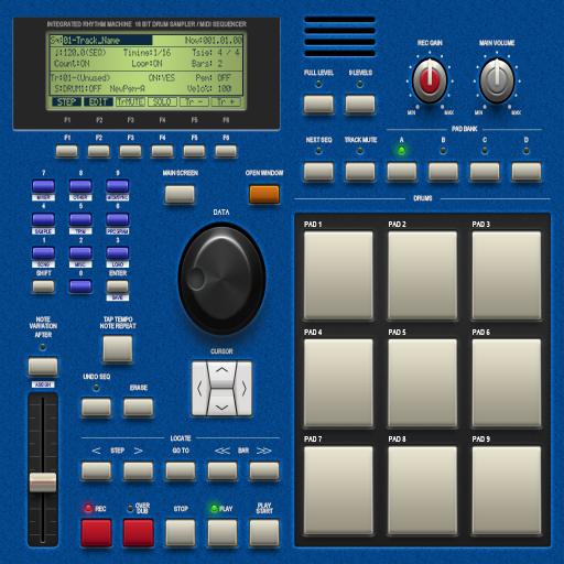 free download mpc machine drum pads beat maker apk for android. Black Bedroom Furniture Sets. Home Design Ideas