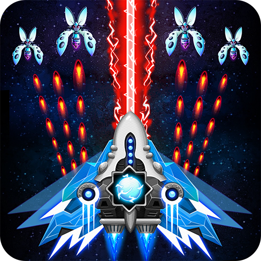 Free Download Space Shooter: Galaxy Attack APK Mod