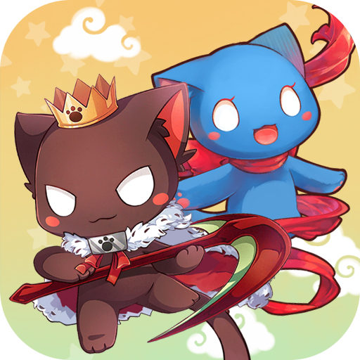 Cat King Dog Wars RPG Summoner Battles