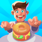 Idle Food Restaurant Tycoon Empire Game