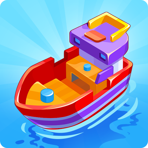 Merge Ship Idle Tycoon