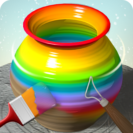 Free Download Pottery ly 3D – Relaxing Ceramic Maker APK for Android