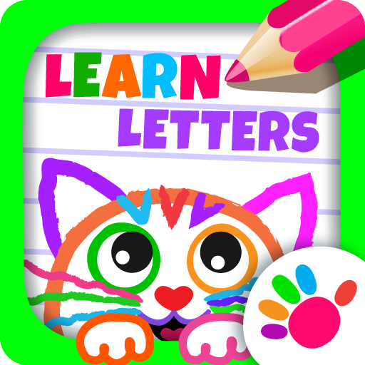 ABC DRAW Kids Drawing! Alphabet Games Preschool