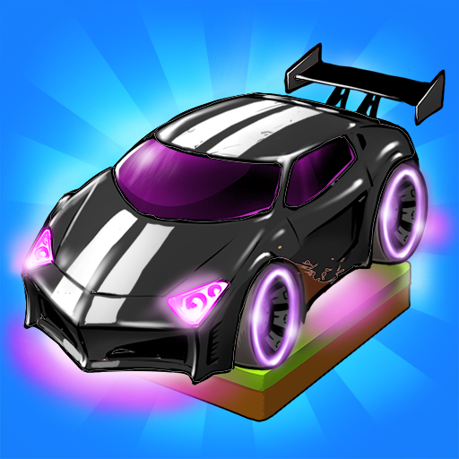 Battle Car Tycoon Idle Merge Games