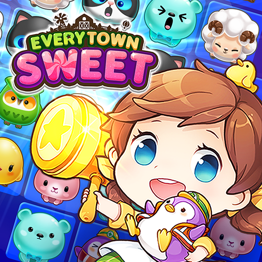 Everytown Sweet Match 3 Puzzle