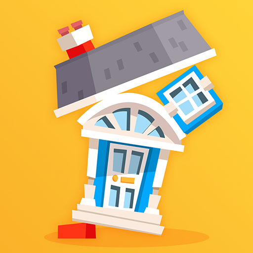 House Stack Fun Tower Building Game