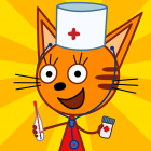 Kid E Cats Doctor Games For Kids & Pet Hospital