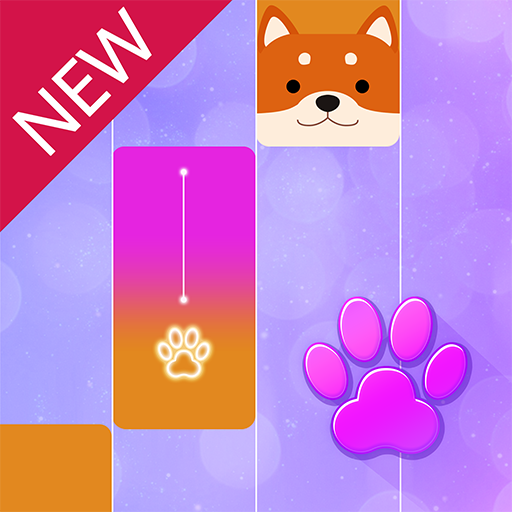 Magic Cat Piano Tiles Pet Pianist Tap Animal