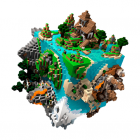 Pocket World Minecraft
