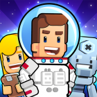 Rocket Star Idle Space Factory Tycoon Games