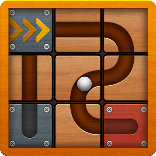 Roll The Ball Slide Puzzle 2