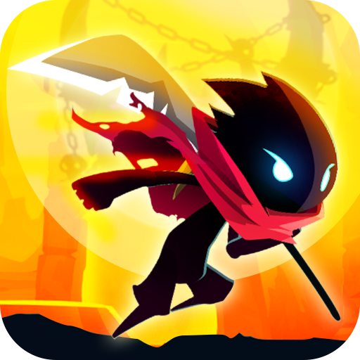 Shadow Stickman Fight For Justice