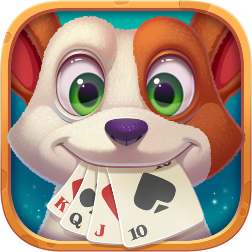 Solitaire Pets Adventure Classic Card Game
