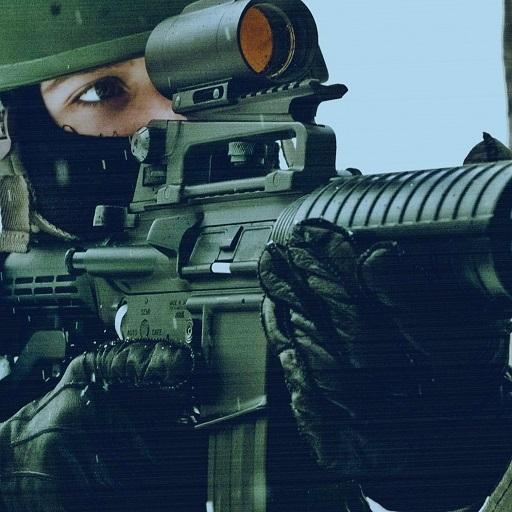 Commando FPS Free Action Games