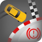 Drift Insane Singleplayer 2D Drift Racing Game