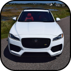 F PACE Super Car Speed Drifter