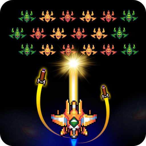 Galaxiga – Classic 80s Arcade Space Shooter