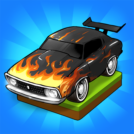 Merge Muscle Car Tycoon