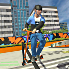 Scooter FE3D 2