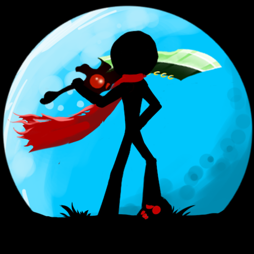 Stickman Ghost Ninja Warrior Action Offline Game