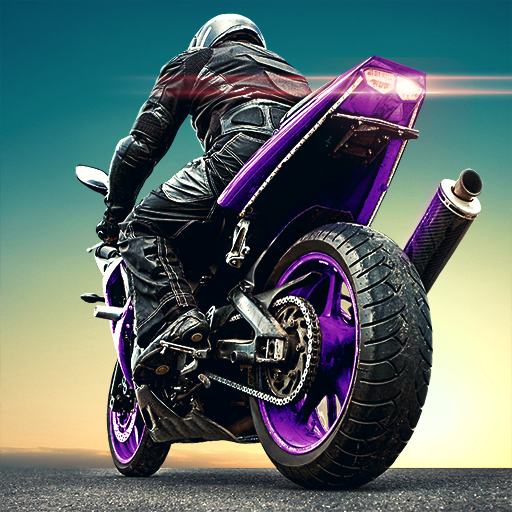 Top Bike Street Racing & Moto Drag Rider
