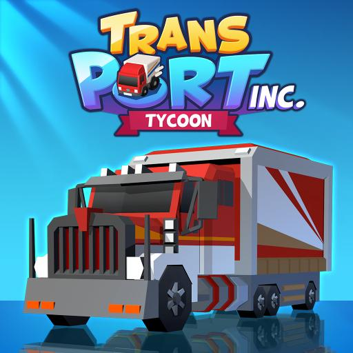 Transport Inc. Idle Trade Management Tycoon Game