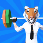 Idle Gym Fitness Simulation Game