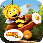 Maya The Bee The Nutty Race