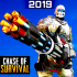 Chase Of Survival Intense Action Shooting War