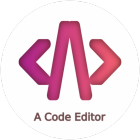 Code editor – Edit JS, HTML, CSS and other files