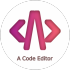 Code Editor Edit JS, HTML, CSS And Other Files