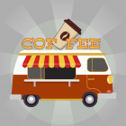 Idle Coffee Maker Coffee Van Simulator Clicker