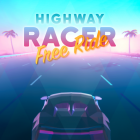 Highway Racer 3D Free Ride Hotstar Racing Game
