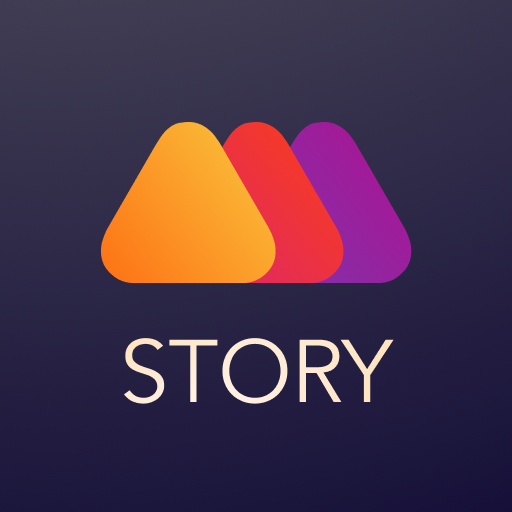 Mouve Animated Video Stories Maker For Instagram