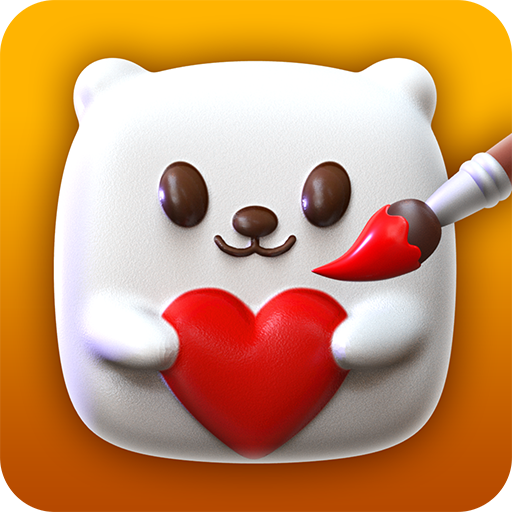 Download Squishy Magic: 3D Art Coloring APK for Android