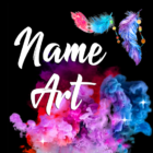 My Name Art – Text on Pictures and Photo Editor