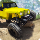 Offroad car driving: 4×4 off-road rally legend